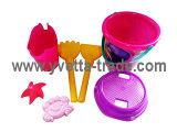 Strand-Wannen-Set mit unterschiedlichem Farben-Deckel (YV-J021-1)