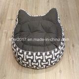 かわいいデザインペット猫の家の寝具のベッドのソファーのクッションのベッド