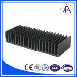 Aluminiumkühlkörper-Kühler-Industrie-Strangpresßling-Profil
