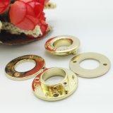 고품질 황금 아연 합금 금속 나사 작은 구멍