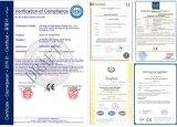Fabricante profissional do compressor de ar do parafuso com Ce, certificado de ASME