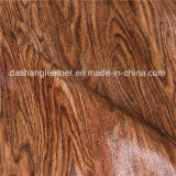 A tampa do assento do carro de grãos de madeira de couro (altamente resistente) DS-A1118