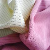 Tela antiestática del ESD de la tela cruzada del Tr para el Workwear