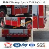 пожарная машина Euro2 пены тележки LHD бой пожара 6ton Dongfeng