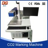 Máquina caliente de la marca del laser del CO2 de la venta con un descuento