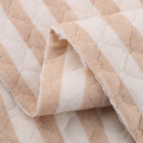 Le Knit organique du Jersey badine le tissu organique organique du tissu 100% pour le vêtement de l'hiver