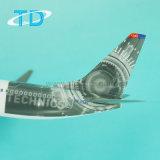 Les compagnies aériennes Collection modèle B737-800 Csat modèle plan en plastique