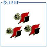 Il segno del metallo appunta il Pin del risvolto del distintivo di colore del distintivo dell'oro