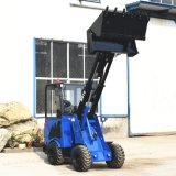 1000kg à 3000kg Nouvelle chargeuse à roues 4RM hydrostatique télescopique