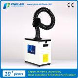 Collecteur de poussière de Pur-Air pour le dépoussiérage de machine d'inscription de laser de fibre (PA-300TS)