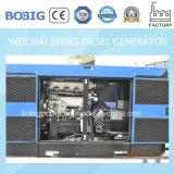 15kwはWeichai Engineが動力を与えるディーゼル発電機を開く