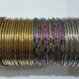 ガラスブレスレットのためのガラス腕輪の虹カラーコータか真空PVDのコータ