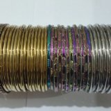 Máquina de capa de cristal del color del arco iris del brazalete/máquina de capa del vacío PVD para la pulsera de cristal