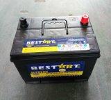 미국 시장을%s 12V60ah Bci-24 자동차 배터리