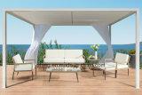 2017new 디자인 정원 소파 세트를 사용하는 옥외 가구 안뜰 & 호텔