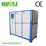 Refroidisseur d'eau industriel refroidi par air en plastique d'utilisation