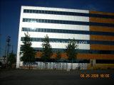 De Samengestelde Comités van het aluminium voor Gebouwen