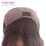 Yvonne 짧은 레이스 정면 사람의 모발 바브 가발 브라질 Virgin 머리 180% 조밀도 자연적인 색깔은 출하를 해방한다