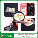 Etiqueta colorida da transferência térmica de Qingyi para o vestuário