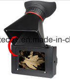 """3.5 """" DSLR 사진기를 위한 HDMI in/out를 가진 TFT LCD Viewfinder"""