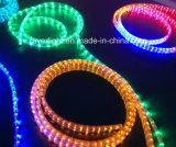 Lampes au néon de la lumière DEL de corde de DEL pour la décoration de vacances