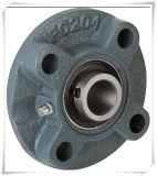 Rolamentos UCT do bloco de descanso do rolamento de esferas da inserção do aço de cromo