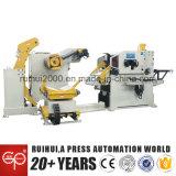 Alimentador automático de hojas de la bobina de plancha con su uso en línea de prensa y automóvil molde