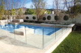 Verre Fabricant de verre trempé pour piscine extérieure Clôture