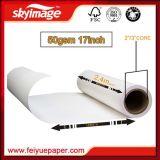 бумага переноса сублимации Jumbo крена 50GSM для принтера Reggiani высокоскоростного