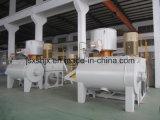 Máquina plástica del mezclador del volumen del SGS 500/1000L para el polvo del plástico del PVC