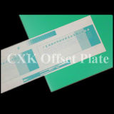 Plaque en aluminium Cxk PS l'impression offset