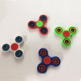 Hot Product Fingertip Top Fidget Spinner Toy com luz (H8185025)
