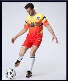Onde comprar o OEM da camisola do futebol futebol barato Jersey do Sublimation feita em China, uniformes verdes do futebol