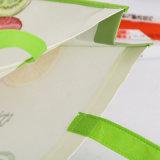 Рекламировать подарки пакуя рециркулирующ выдвиженческий изготовленный на заказ мешок способа экономии печатание Non сплетенный