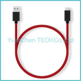 USB 3.0 빨리 MacBook를 위한 비용을 부과 & Sync 자료 형 C 케이블