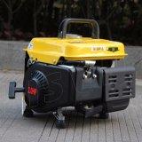 Generatore portatile 12V della benzina di CC di monofase 600W del bisonte (Cina) del generatore raffreddato ad aria 950 della benzina
