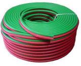 1/4 '' boyau à haute pression de jumeau de soudure (RED&GREEN)