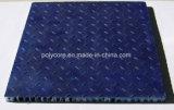 El panel de emparedado ligero impermeable del panal de la fibra de vidrio