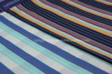 Tessuto di stirata tinto filato del cotone del raso