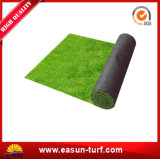 Hierba artificial decorativa del jardín del precio de fábrica que ajardina