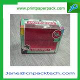Внимательность кожи косметического дух косметическая & Cream упаковывая коробка с окном PVC