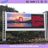 P5 SMD Outdoor Full Color Fixed LED Display Panel Placa Tela Fábrica Publicidade