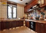 Le mattonelle di ceramica dell'interno resistenti dell'alcali, parete di ceramica del Matt coprono di tegoli la cucina