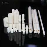 Tubo di ceramica della termocoppia dell'allumina tecnica industriale di 99.5% - Ketao