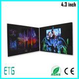 4.3inch 사업 사용 LCD를 위한 영상 인사장