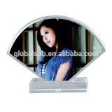 Kristal van de Sublimatie van de Frames van de Foto van de douane 3D met de Spaties van de Overdracht van de Hitte