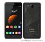 "Oukitel C3 5.0 "" HDスクリーンの携帯電話のアンドロイド6.0のMtk6580クォードのコア携帯電話1gのRAM 8g ROMのダイヤモンドデザイン3G WCDMAスマートな電話黒"