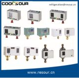 Coolsourの圧力制御は冷凍および空気条件のプラントの圧縮機を保護する