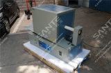 Atmosphären-Gefäß-Ofen der Umdrehungs-1400c mit Tonerde-Gefäß-Durchmesser 80mm und Länge 1000mm