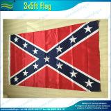 速い配達3X5ftポリエステル反逆者の南部連合国旗